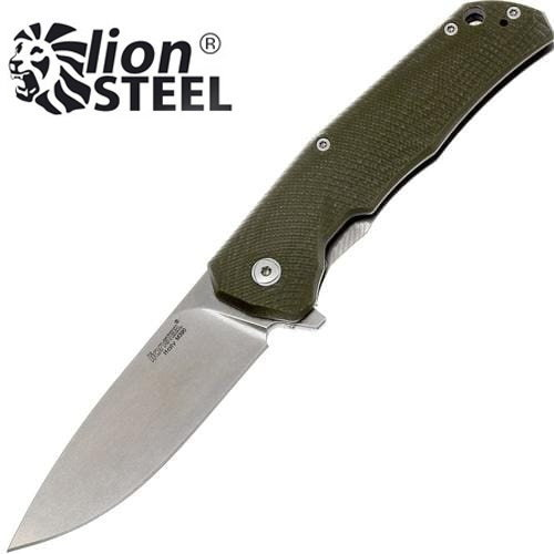 Нож Lion Steel TRE-GGR