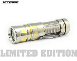 JetBeam TCR20 Titanium Limited Edition