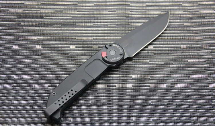 Нож Extrema Ratio BF2 Drop Point Black