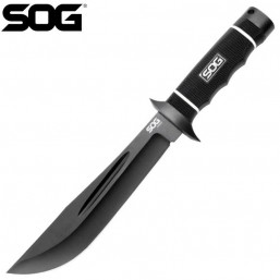 Нож SOG Creed Black TiNi CD02