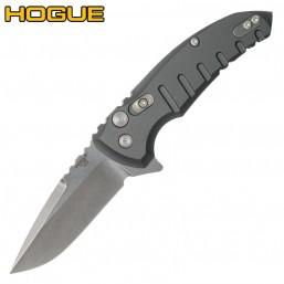 Нож Hogue X1 Micro Flipper Grey 24172