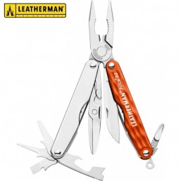 Мультитул Leatherman Juice S2 Cinnabar Orange