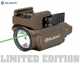 Olight Baldr Mini Desert Tan