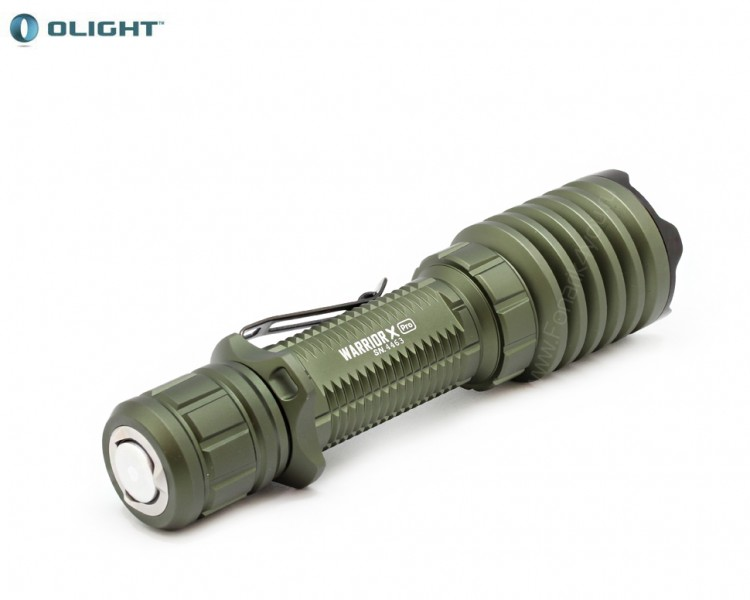 Olight Warrior X Pro OD Green