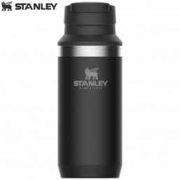 Термокружка Stanley Adventure Switchback 0,35L Black