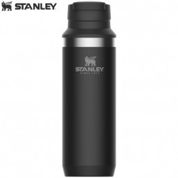 Термокружка Stanley Adventure Switchback 0,47L Black