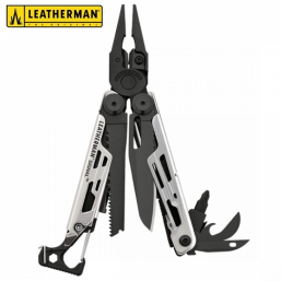 Мультитул Leatherman Signal Black/Silver