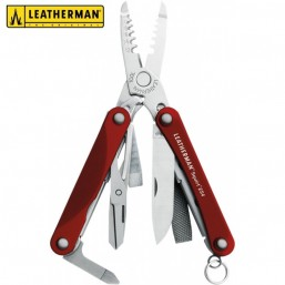 Мультитул Leatherman Squirt ES4 Red