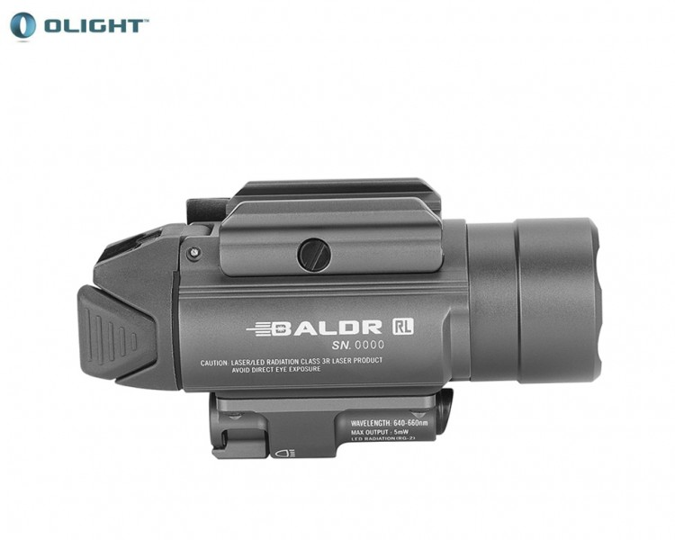 Olight Baldr RL Gunmetal Grey