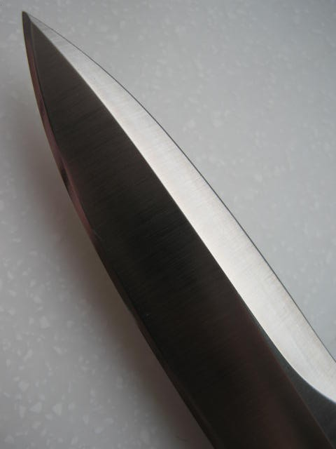 Нож Extrema Ratio 39-09 Сombat Compact Single Edge-2 Satin Finish