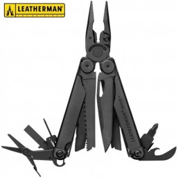 Мультитул Leatherman Wave Plus Black
