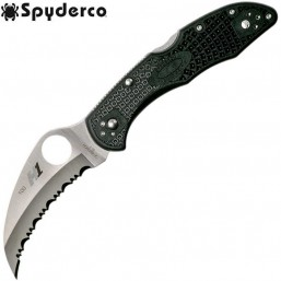 Нож Spyderco Tasman Salt 2 Black SpyderEdge 106SBK2